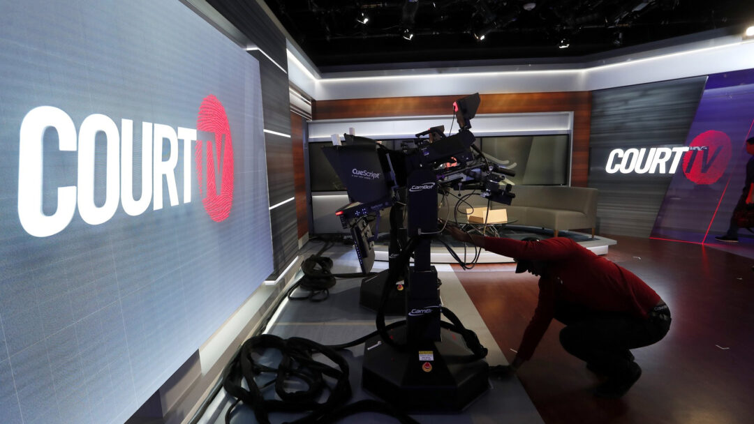 CourtTV – Broadcast Studio