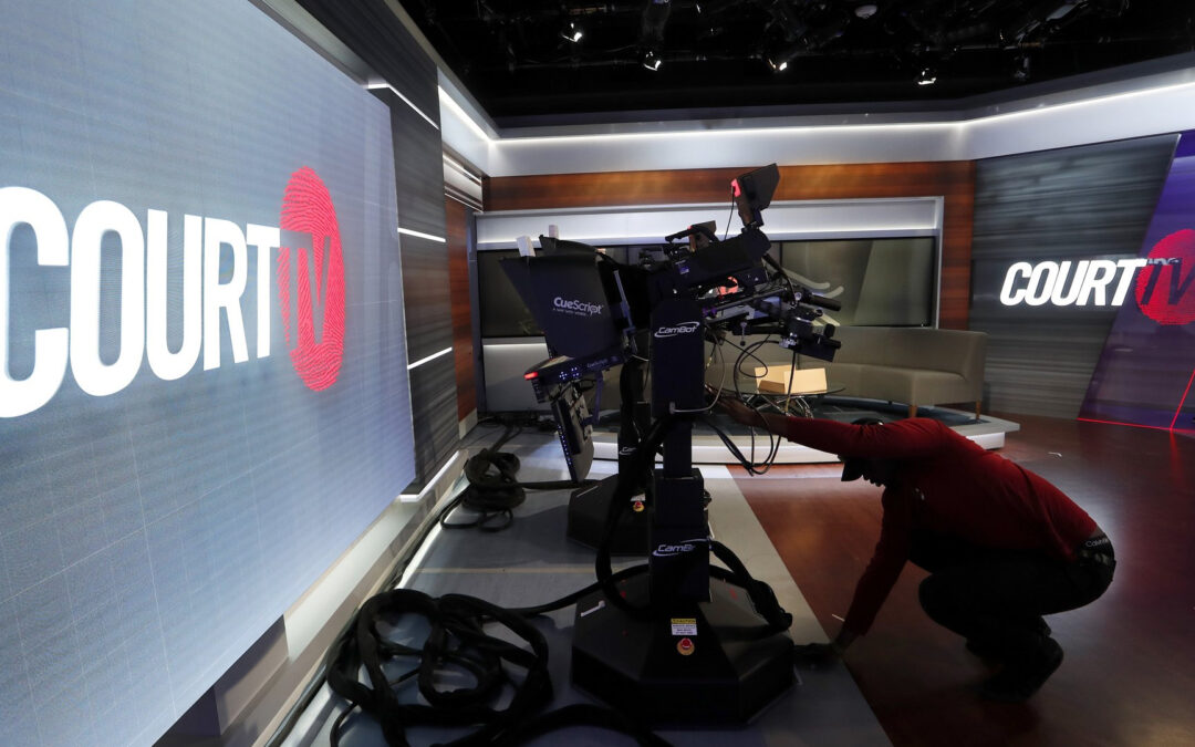CourtTV – Broadcast Studio