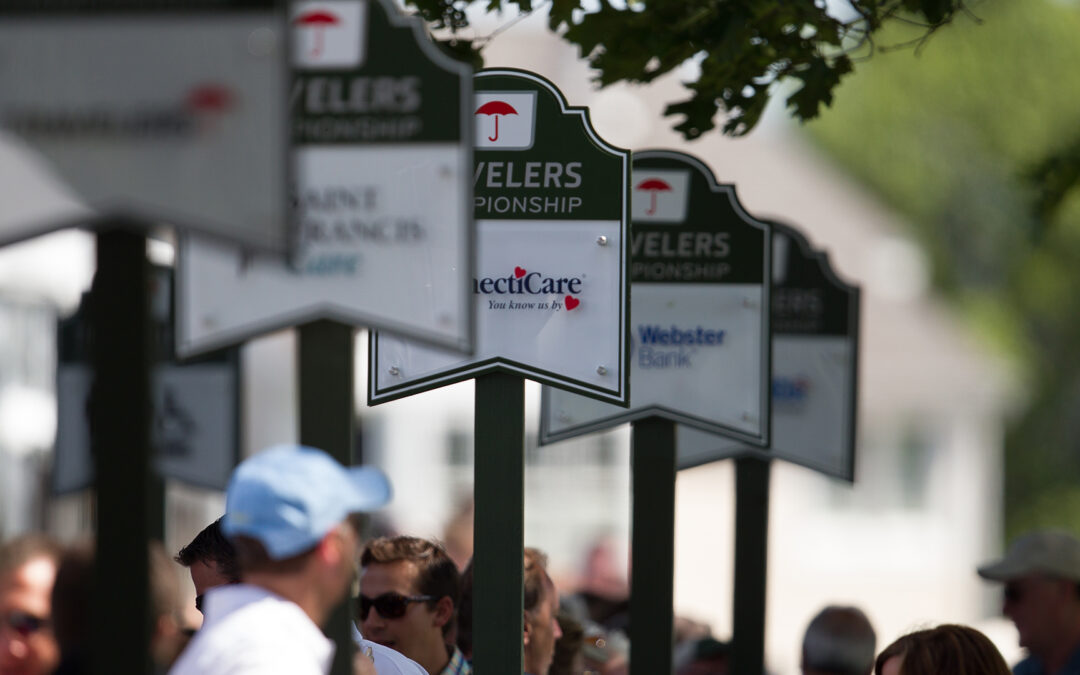 Travelers Championship – Signage Package